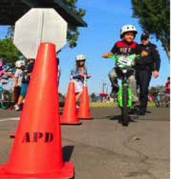 Bike Safety and Bike Registration