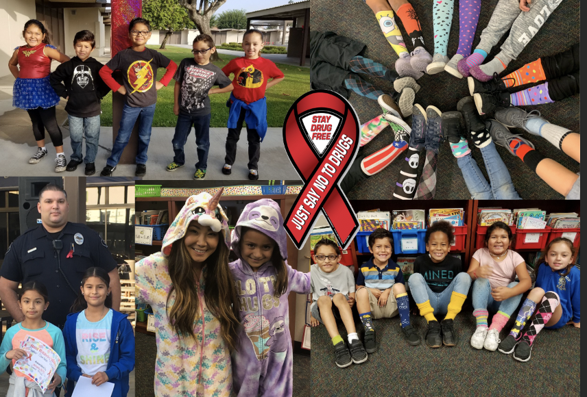 Red Ribbon Week @ Cerritos